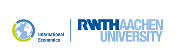 Logo of Research Unit International Economics